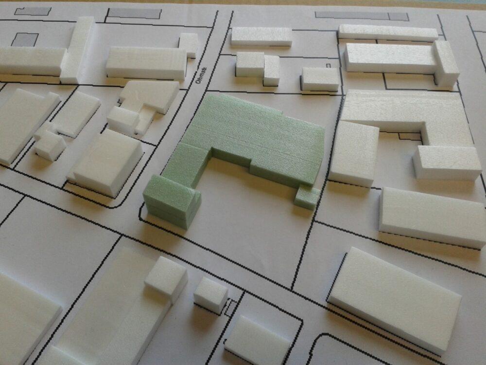 Modell des Bestands