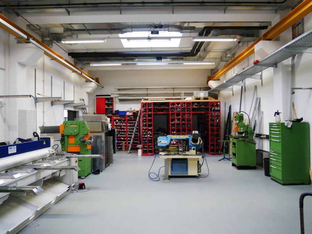 Werkstatträume