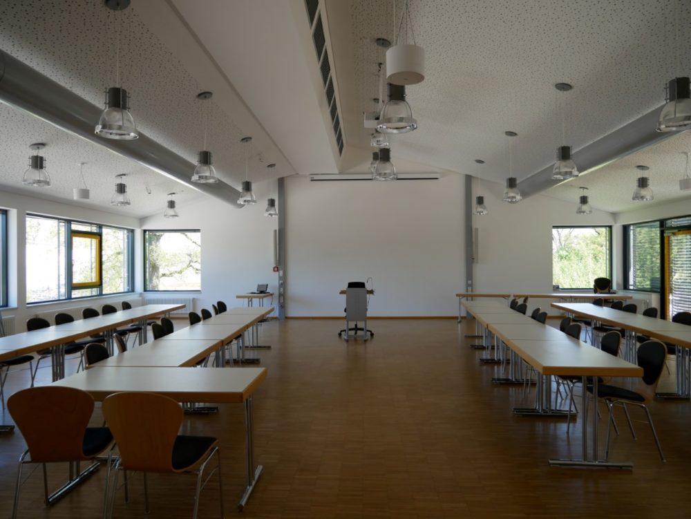Lehrsaal für bis zu 200 Personen