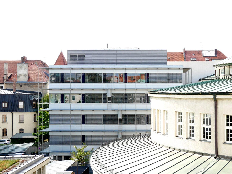 Ansicht Fassade