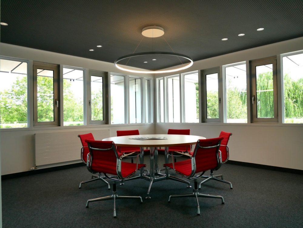 Besprechungsraum im 1. Obergeschoss