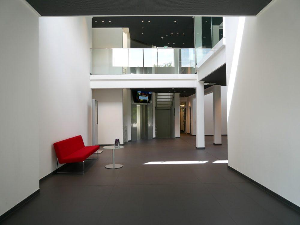 Sitzbereich Foyer